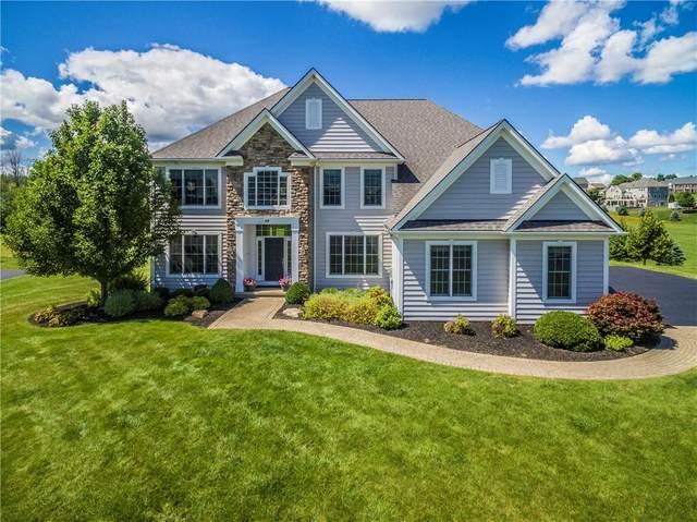 49 Turning Leaf Drive, Pittsford, NY 14534 (MLS #R1315118) :: Mary St.George | Keller Williams Gateway