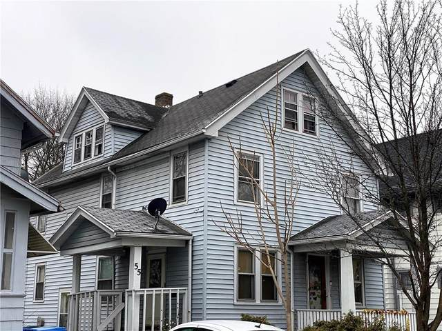 55 Hillendale St, Rochester, NY 14619 (MLS #R1315181) :: MyTown Realty