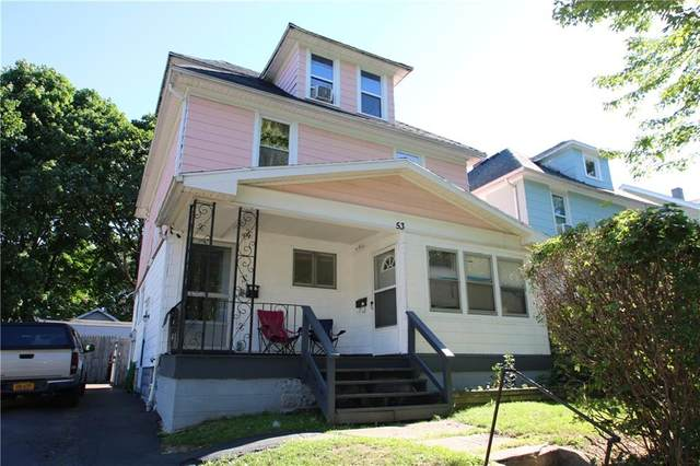 53 Mohawk St Street, Rochester, NY 14621 (MLS #R1315262) :: 716 Realty Group