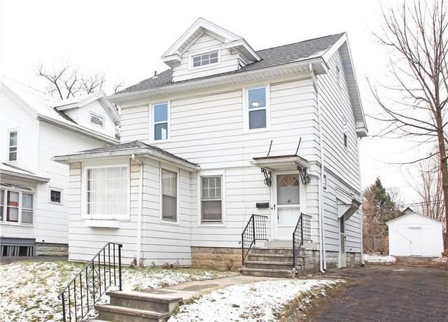 45 Sheldon Terrace, Rochester, NY 14619 (MLS #R1315297) :: MyTown Realty