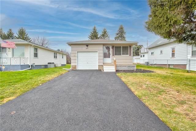 243 Woodside Place, Irondequoit, NY 14609 (MLS #R1315371) :: TLC Real Estate LLC