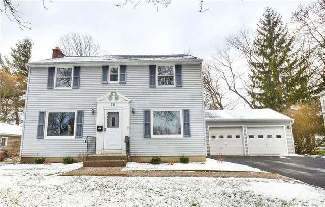 311 Wyndale Road, Irondequoit, NY 14617 (MLS #R1315584) :: Robert PiazzaPalotto Sold Team