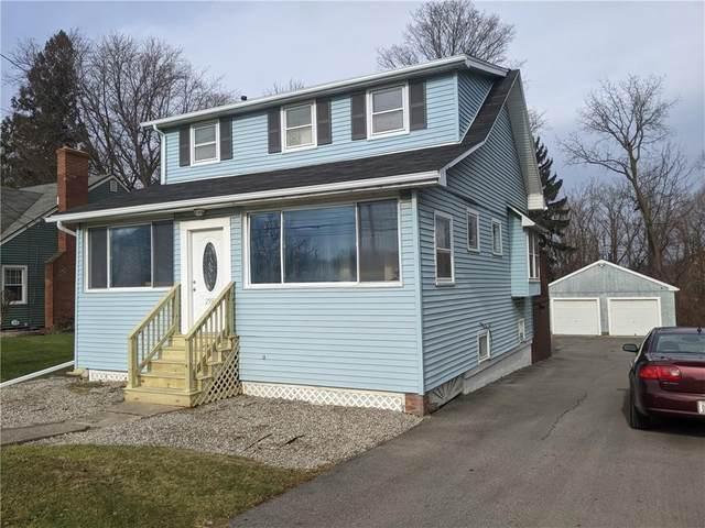 2550 Norton Street, Irondequoit, NY 14609 (MLS #R1315655) :: TLC Real Estate LLC