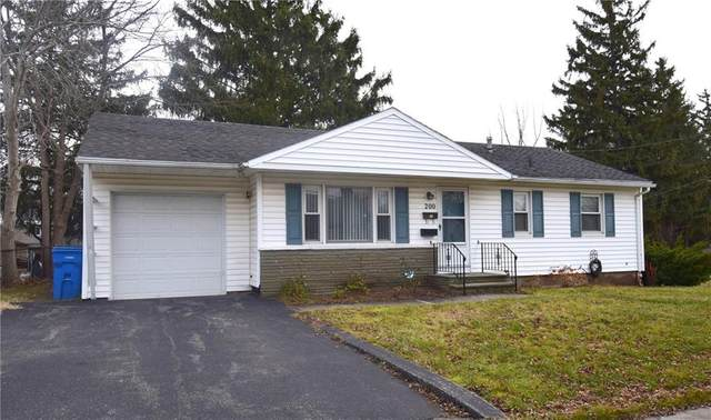 200 Crossfield Road, Rochester, NY 14609 (MLS #R1315762) :: 716 Realty Group
