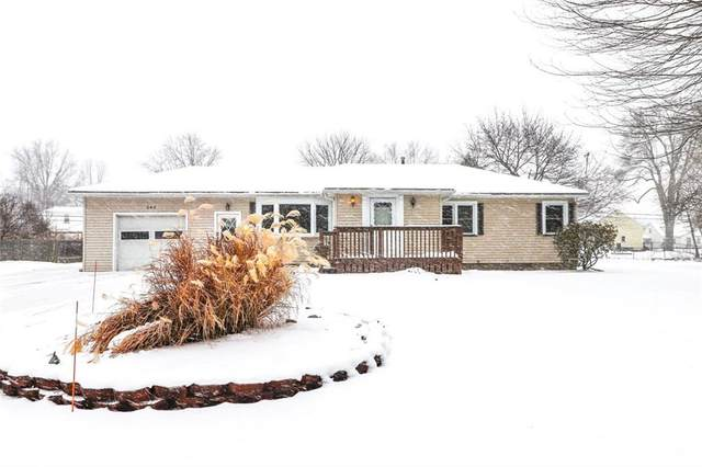 643 Beverly Drive, Webster, NY 14580 (MLS #R1315906) :: Avant Realty