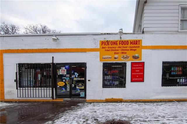 507 Maple Street, Rochester, NY 14611 (MLS #R1315955) :: Mary St.George | Keller Williams Gateway