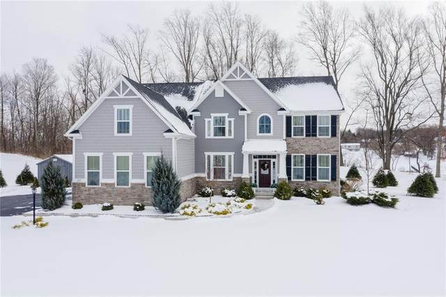 1007 Warters Cove, Victor, NY 14564 (MLS #R1315993) :: TLC Real Estate LLC