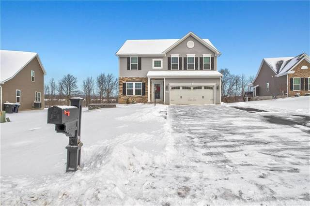 6396 Erica Trail, Victor, NY 14564 (MLS #R1316126) :: Robert PiazzaPalotto Sold Team