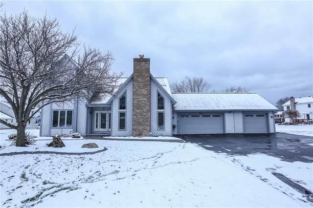 118 Northbridge Drive, Greece, NY 14626 (MLS #R1316196) :: TLC Real Estate LLC