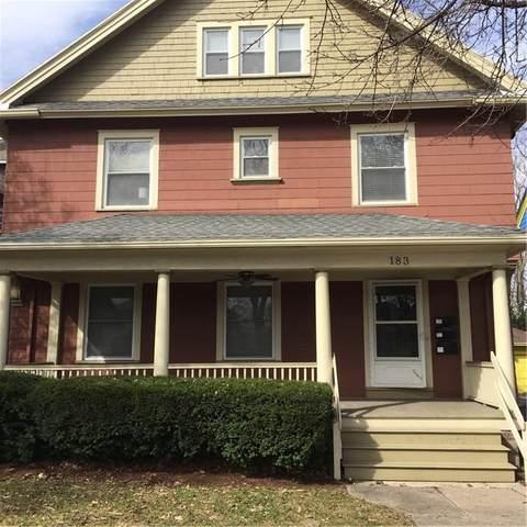 183 Culver Road, Rochester, NY 14607 (MLS #R1316200) :: TLC Real Estate LLC