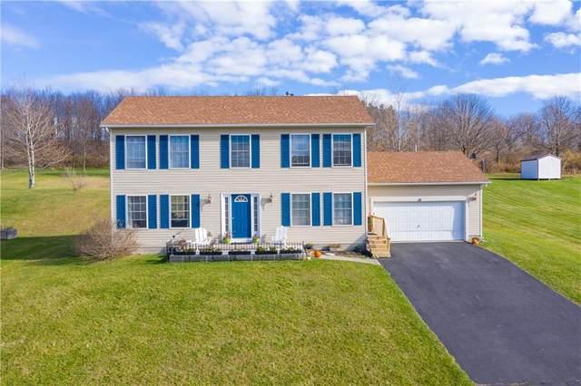 118 Longview Blvd, Livonia, NY 14487 (MLS #R1316222) :: BridgeView Real Estate Services