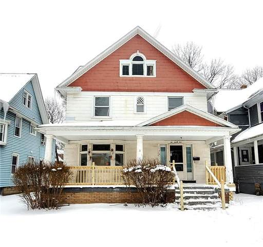 299 Kenwood Avenue, Rochester, NY 14611 (MLS #R1316329) :: Thousand Islands Realty