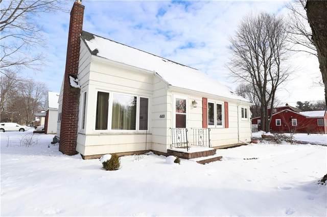 600 Adams Road, Webster, NY 14580 (MLS #R1316353) :: Avant Realty