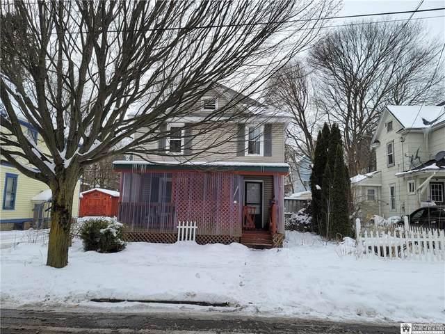 7 Geneva Street, Jamestown, NY 14701 (MLS #R1316724) :: 716 Realty Group
