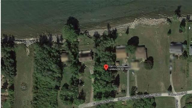 12817 Carlton Beach Road, Carlton, NY 14411 (MLS #R1317065) :: MyTown Realty