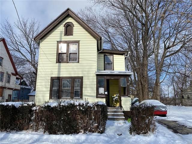 60 Romeyn Street, Rochester, NY 14608 (MLS #R1318314) :: MyTown Realty
