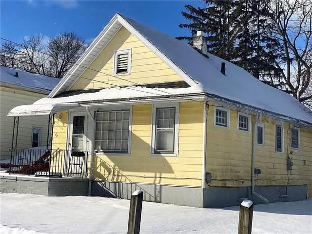 67 Delmar Street, Rochester, NY 14606 (MLS #R1318322) :: Robert PiazzaPalotto Sold Team