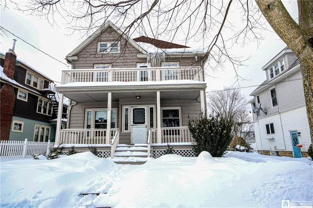 148 Park Street, Jamestown, NY 14701 (MLS #R1318382) :: BridgeView Real Estate Services