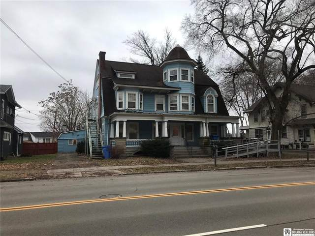 344 E Fourth Street, Jamestown, NY 14701 (MLS #R1318514) :: BridgeView Real Estate Services