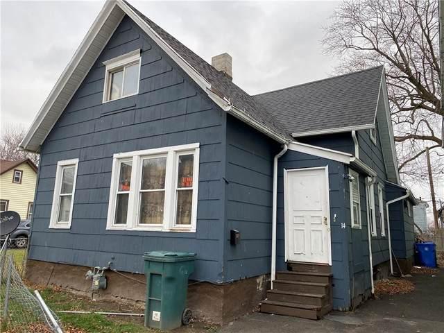 14 Fien Street, Rochester, NY 14605 (MLS #R1318804) :: MyTown Realty