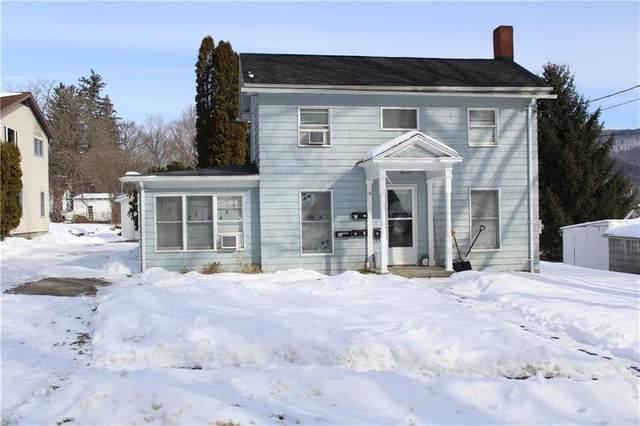 16 W Academy Street, Canisteo, NY 14823 (MLS #R1319002) :: Robert PiazzaPalotto Sold Team