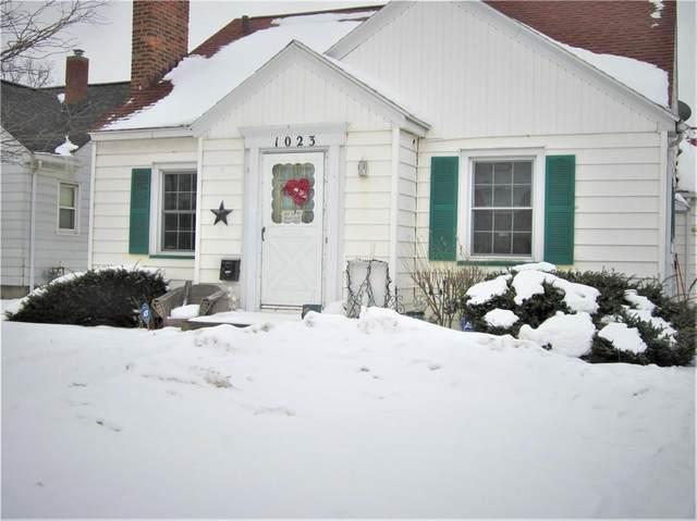 1023 W Ridge Road, Rochester, NY 14615 (MLS #R1319390) :: MyTown Realty