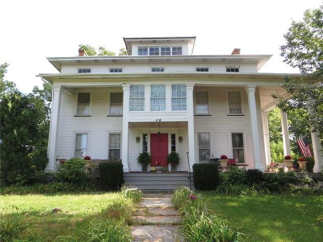 439 N Main Street, Canandaigua-City, NY 14424 (MLS #R1319631) :: Lore Real Estate Services