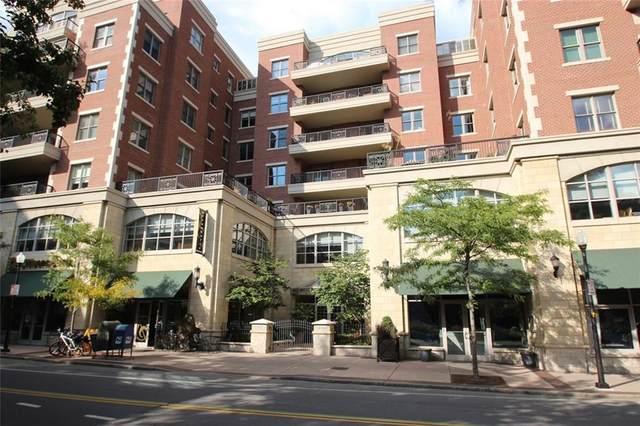 130 East Avenue Un#510, Rochester, NY 14604 (MLS #R1319778) :: Robert PiazzaPalotto Sold Team