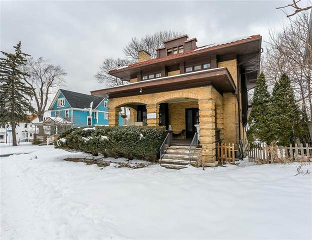 1160 Monroe Ave, Rochester, NY 14620 (MLS #R1319828) :: 716 Realty Group