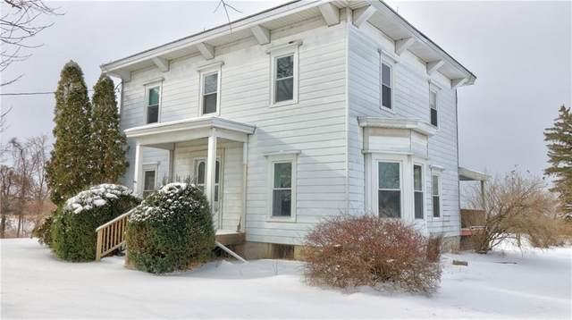 1887 Black Rock Road, Ledyard, NY 13081 (MLS #R1320188) :: BridgeView Real Estate Services
