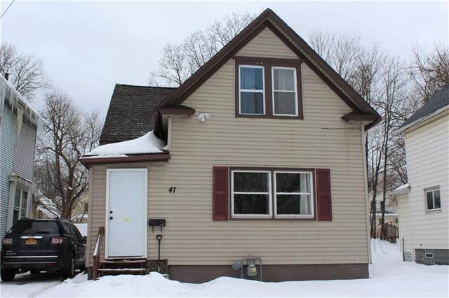 47 Frances Street, Rochester, NY 14609 (MLS #R1320381) :: 716 Realty Group