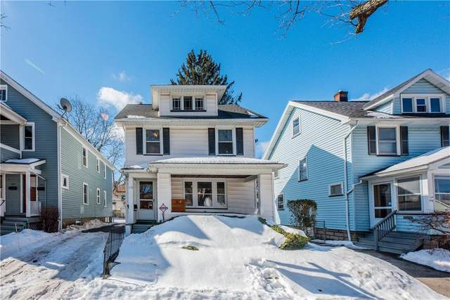 115 Salisbury Street, Rochester, NY 14609 (MLS #R1320467) :: Thousand Islands Realty