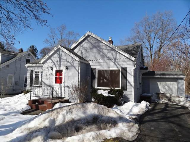 172 Tryon Park, Rochester, NY 14609 (MLS #R1320540) :: MyTown Realty