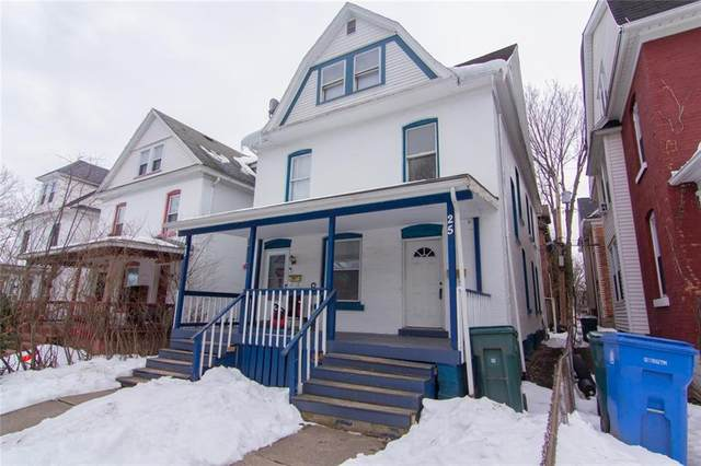 23 Hubbell Park, Rochester, NY 14608 (MLS #R1321098) :: Robert PiazzaPalotto Sold Team
