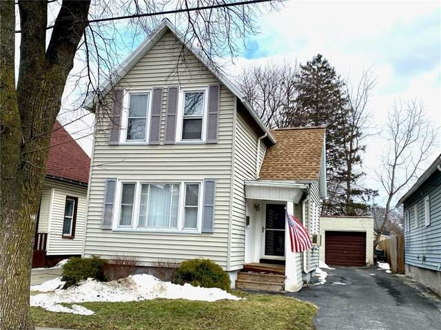 32 Sterling Street, Rochester, NY 14606 (MLS #R1321164) :: Robert PiazzaPalotto Sold Team