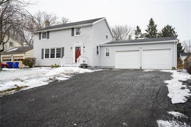 47 Muriel Drive, Greece, NY 14612 (MLS #R1321380) :: MyTown Realty