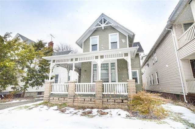 36 Cambridge Street, Rochester, NY 14607 (MLS #R1321393) :: BridgeView Real Estate Services