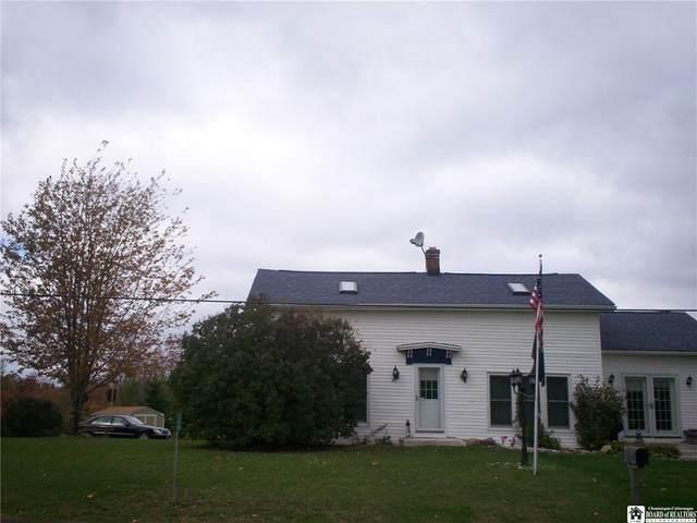 9620 E Lake Road, Ripley, NY 14775 (MLS #R1321418) :: BridgeView Real Estate Services