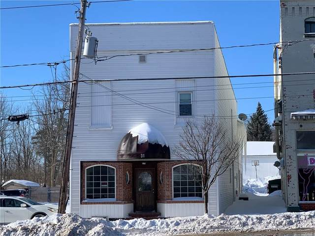 31 Main Street, Oakfield, NY 14125 (MLS #R1321444) :: BridgeView Real Estate Services