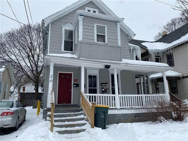 20 Morgan St, Rochester, NY 14611 (MLS #R1321685) :: MyTown Realty