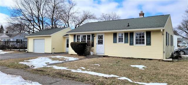 5 Studley Street, Rochester, NY 14616 (MLS #R1321697) :: Lore Real Estate Services