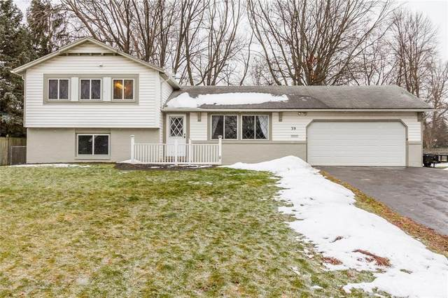 39 Shale Drive, Greece, NY 14615 (MLS #R1321717) :: MyTown Realty