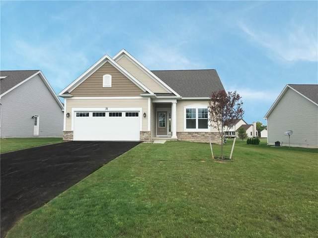 31 Thames Drive, Henrietta, NY 14586 (MLS #R1321943) :: Lore Real Estate Services
