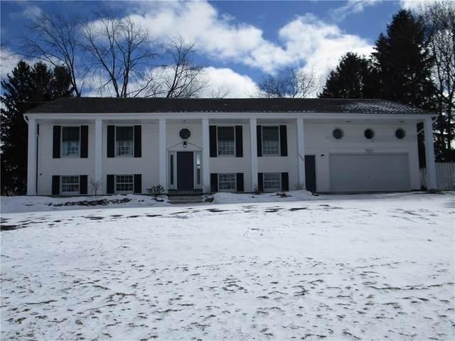 1344 Pinnacle Road, Henrietta, NY 14467 (MLS #R1321956) :: Robert PiazzaPalotto Sold Team