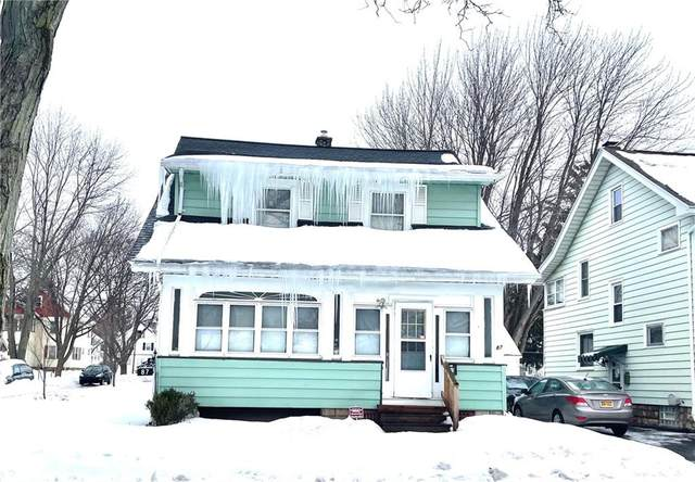 87 Avery Street, Rochester, NY 14606 (MLS #R1322035) :: Robert PiazzaPalotto Sold Team