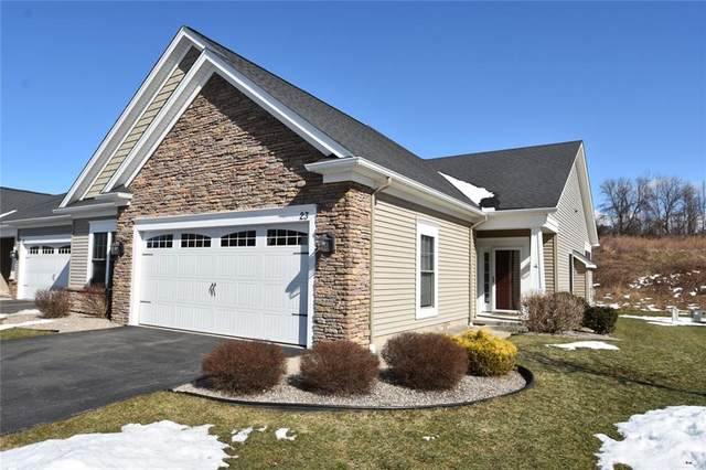 23 Tannon Drive S, Penfield, NY 14450 (MLS #R1322041) :: MyTown Realty