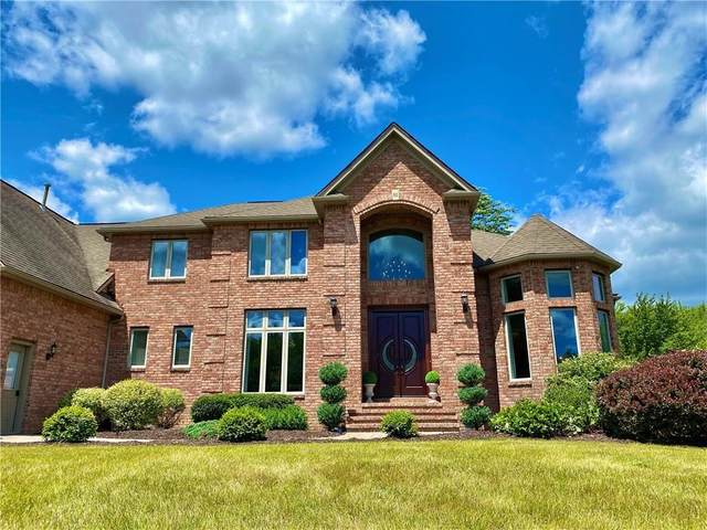 61 Stablegate Drive, Penfield, NY 14580 (MLS #R1322075) :: MyTown Realty