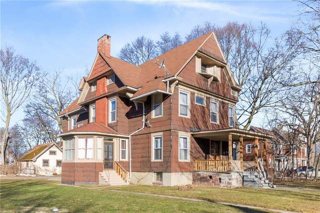 33 Kenwood Ave Avenue, Rochester, NY 14611 (MLS #R1322161) :: Lore Real Estate Services