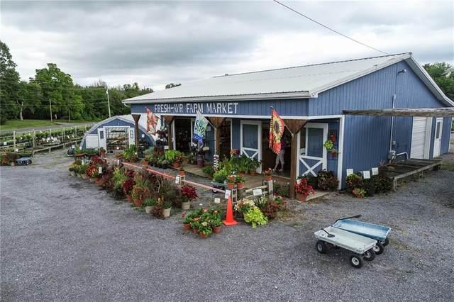 4846 State Route 96, Farmington, NY 14548 (MLS #R1322171) :: Lore Real Estate Services