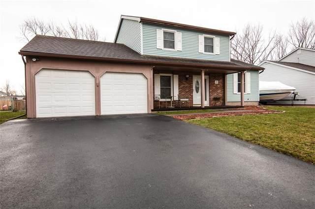 183 Hillside Drive, Parma, NY 14468 (MLS #R1322310) :: Lore Real Estate Services